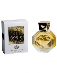 grossiste prady parfum - FINE GOLD 999.9 POUR ELLE - Eau de Parfum Générique Marque REAL TIME - Acceuil -.