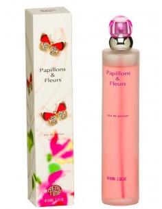grossiste prady parfum - PAPILLONS ET FLEURS POUR ELLE - Eau de Parfum Générique Marque REAL TIME - Acceuil -.