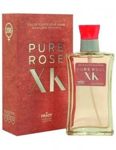 grossiste prady parfum - PURE ROSE XK POUR ELLE DE PRADY - EDT 100 ML (Parfum Générique prady) - PARFUM PRADY -. PRADY PARFUMS