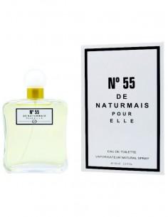 grossiste prady parfum - N°55 DE NATURMAIS POUR ELLE - EDT 100 ML - Acceuil -.