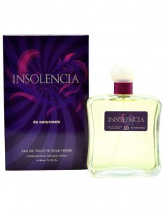 grossiste prady parfum - INSOLENCIA DE NATURMAIS POUR ELLE - EDT 100 ML - Acceuil -.