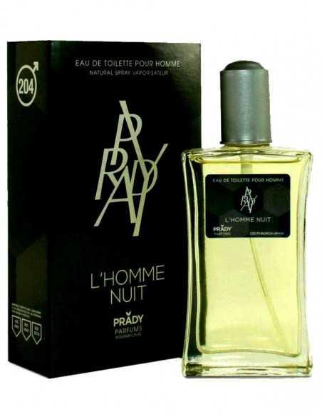 grossiste prady parfum - L HOMME NUIT POUR HOMME DE PRADY - EDT 100 ML (Parfum Générique prady) - POUR HOMME -. PRADY PARFUMS