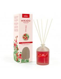 "grossiste prady parfum - MIKADO ""FRUITS ROUGES"" PARFUM D'AMBIANCE PRADY - 100 ML - MIKADO -. PRADY PARFUMS"