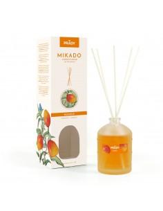 """grossiste prady parfum - MIKADO """"MANGUE"""" PARFUM D'AMBIANCE PRADY - 100 ML - MIKADO -. PRADY PARFUMS"""
