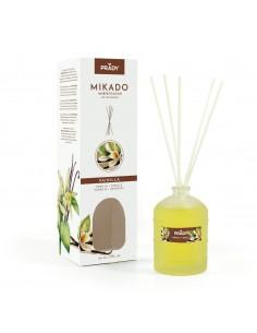 "grossiste prady parfum - MIKADO ""VANILLE"" PARFUM D'AMBIANCE PRADY - 100 ML - MIKADO -. PRADY PARFUMS"