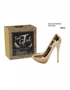 grossiste prady parfum - EAU DE PARFUM TOP GIRL GOLD 30 ML POUR ELLE DE AQC FRAGANCES - SPECIAL FÊTES -. PRADY PARFUMS