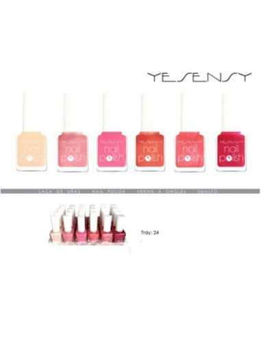 Vernis yesensy couleurs divers - grossiste maquillage