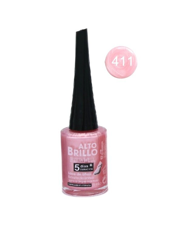 VERNIS A ONGLES ROSE NACRÉ- Grossiste maquillage