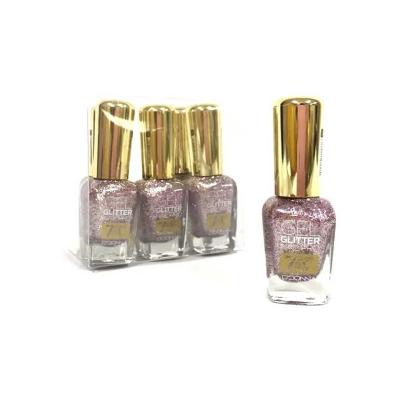 Vernis leticia well EFFET GEL 6 COULEURS a prix grossiste