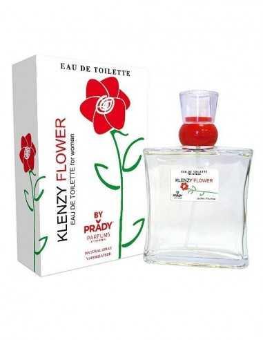 grossiste prady parfum - KLENZY FLOWER POUR ELLE DE PRADY - EDT 100 ML (Parfum Générique prady) - PARFUM PRADY -. PRADY PARFUMS