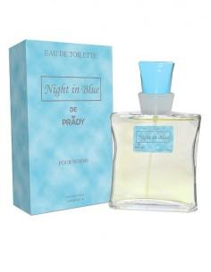 grossiste prady parfum - NIGHT IN BLUE POUR ELLE DE PRADY - EDT 100 ML (Parfum Générique prady) - PARFUM PRADY -. PRADY PARFUMS