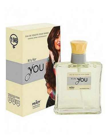 grossiste prady parfum - IT S FOR YOU POUR ELLE DE PRADY - EDT 100 ML (Parfum Générique prady) - PARFUM PRADY -. PRADY PARFUMS
