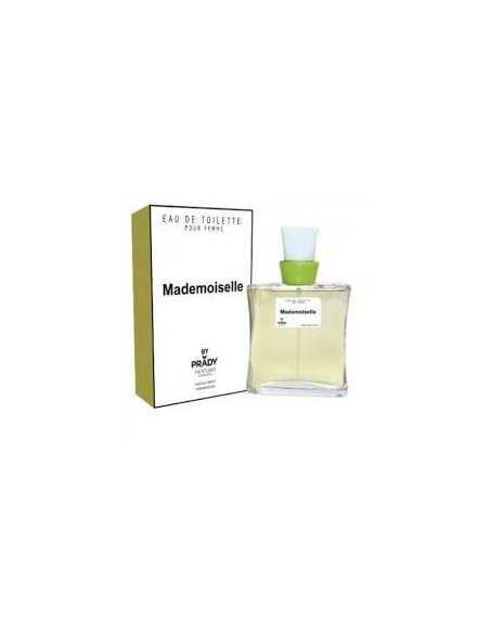 grossiste prady parfum - MADEMOISELLE POUR ELLE DE PRADY - EDT 100 ML (Parfum Générique prady) - PARFUM PRADY -. PRADY PARFUMS