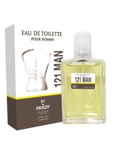 grossiste prady parfum - 121 MAN DE PRADY POUR HOMME - EDT 100 ML (Parfum Générique prady) - POUR HOMME -. PRADY PARFUMS