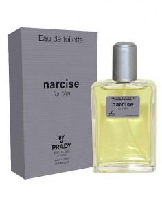 grossiste prady parfum - NARCISE HIM DE PRADY POUR HOMME - EDT 100 ML (Parfum Générique prady) - POUR HOMME -. PRADY PARFUMS
