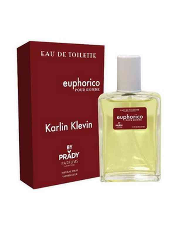 parfum euphorico pour homme de prady